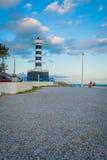 Les plages-Pontal brésiliennes font Coruripe, Alagoas Photos libres de droits