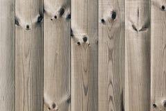 Les planches brunes âgées La texture en bois Photo libre de droits