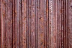 Les planches en bois clôturent la peinture superficielle par les agents photos libres de droits