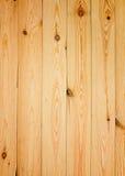 Les planches en bois de grands planchers bruns donnent au papier peint une consistance rugueuse de fond Photo stock