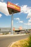 Les plus grands matériaux de construction de magasin Burgas, Bulgarie Images libres de droits