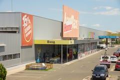 Les plus grands matériaux de construction de magasin dans Burgas, Bulgarie Photo libre de droits