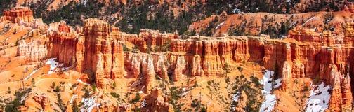 Les porte-malheur de Bryce Canyon Photographie stock