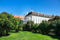 Les Présidents Office Autriche Image libre de droits