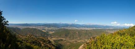 Les Pyrénées Images stock