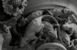 Les rats photographie stock