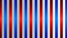 Les rayures bleues et rouges entrelacées brillantes sans couture donnent une consistance rugueuse dans Gray Grunge Background gr photographie stock