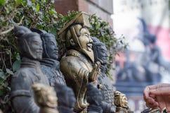 Les reliques culturelles chinoises antiques de Terra Cotta Warriors Photo libre de droits