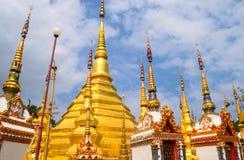 Les reliques de Bouddha Photos stock