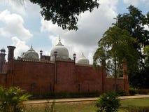 Les reproductions notables de mosquées dans l'héritage islamique se garent, Kuala Terengganu, Malaisie image libre de droits