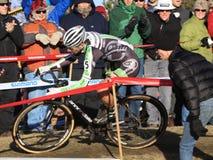 Les ressortissants 2009 de Cyclocross Photographie stock libre de droits