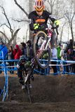 Les 2014 ressortissants d'USAC Cyclocross Image stock