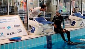 Les ressortissants de Freediving d'Australien Image stock