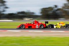 Les ressortissants de Shannons, autour de 3, Winton Motor Raceway 10-12 juin Photos stock