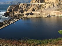 Les restes des bains de Sutro, San Francisco, 2 Images stock