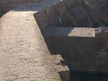 Les restes des bains de Sutro, San Francisco, 4 Photo libre de droits