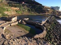 Les restes des bains de Sutro, San Francisco, 8 Photographie stock