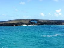 Les rivages des séries de Honolulu Image stock