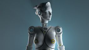 Les robots 3d de Sai fi rendent