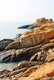 Les rochers Photos stock