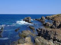 Les roches autour de Sinemoretz Images stock