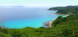 Les roches de mer Photos libres de droits
