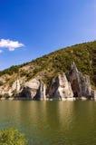 Les roches merveilleuses Images libres de droits