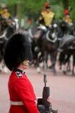 Les Rois Troop Royal Horse Artillery Photographie stock libre de droits