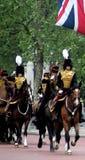 Les Rois Troop Royal Horse Artillery Photos stock