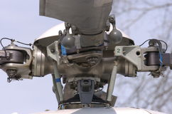 Les rotors se ferment Photos stock