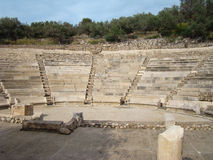Les ruines d'antique Images stock