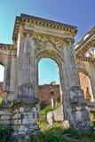 Les ruines de Floresti photos libres de droits