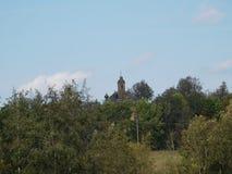 Les ruines de l'église photos libres de droits