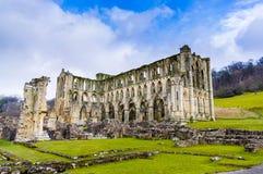 Abbaye de Rievauxl Image stock