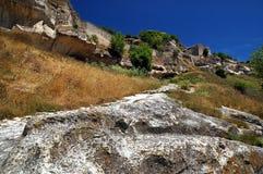 Les ruines de la Crimée Image libre de droits