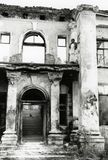 Les ruines du vieux manoir Grebnevo photos libres de droits