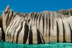 Les Seychelles Images libres de droits