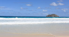 Les Seychelles Photos libres de droits