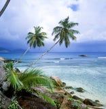 Les Seychelles Photo libre de droits