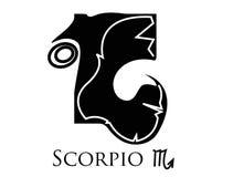 les signes de picasso ont dénommé le zodiaque illustration libre de droits
