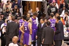 Les soleils de NBA Phoenix Images stock
