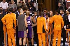 Les soleils de NBA Phoenix Image stock