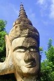 Les sommeils de Bouddha Image libre de droits