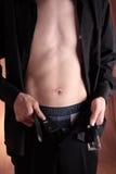 Les sous-vêtements de l'homme photos libres de droits