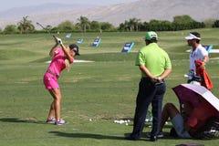 Les spectateurs et la galerie à l'inspiration d'ANA jouent au golf le tournoi 2015 Images stock