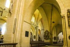 Les St-Paulus-DOM de belles vues en Allemagne Photos stock
