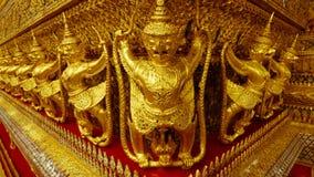 Les statues du serpent de lutte de naga de Krut Images libres de droits
