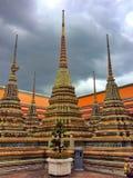 Les stupas images stock