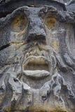Les têtes du diable géant Image libre de droits