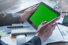Les Tablettes pour des affaires, Tablettes peuvent aider à révolutionner votre produc photographie stock libre de droits